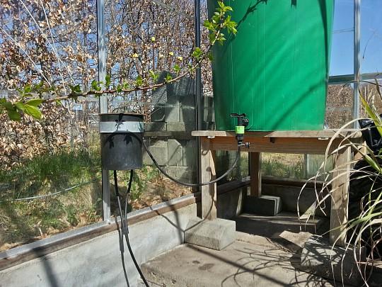 Sidste nye Hydromat vandingsanlæg til drivhus | Møbler til terrassen og haven GL-65