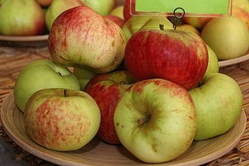 frugter alfabetisk