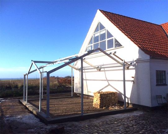 Utroligt Havenyt.dk - Skal gulvet i drivhus/orangeri isoleres? WK93